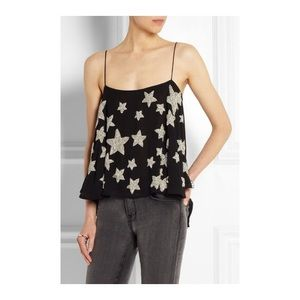 Kate Moss for Topshop Star Embellished Camisole